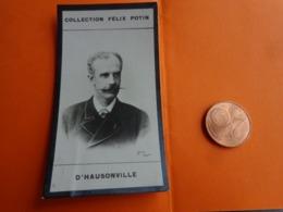 COLLECTION FELIX POTIN  - D'HAUSONVILLE - Vieux Papiers