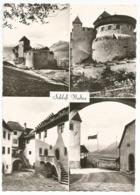 W5438 Schloss Vaduz - Castle Chateau Castello Castillo / Non Viaggiata - Liechtenstein