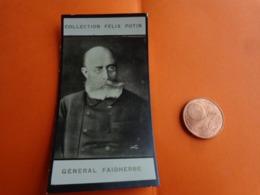 COLLECTION FELIX POTIN  - GENERAL FAIDHERBE - Vieux Papiers
