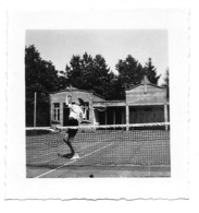 Tennis à Godinne Collège Photo 7x7 - Anonymous Persons