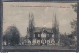 Carte Postale 59. Bouvines  Chateau De Mr. Dehau   Trés Beau Plan - France