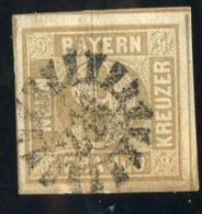 GS 1191 Bavaria 1862 Mi.#11 (o) (cat.20.€) - Bayern