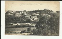 70 - Haute Saone - Granges Le Bourg - Vue Sud - Gare Des C.F.V.  Tacot - Train- - Sonstige Gemeinden