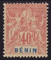 Bénin N° 42 Neuf * - Voir Verso & Descriptif - - Bénin (1892-1894)