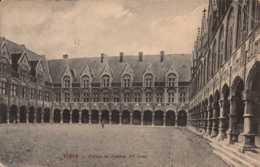 BELGIQUE , Cpa LIEGE , Palais De Justice , 1ère Cour  (11184) - Liege