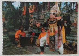 BALI - INDONESIA - THE BARIS DANCE OF BALI - Vg - Indonesia