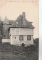 PIENCOURT : Le Château (côté Sud.) - France