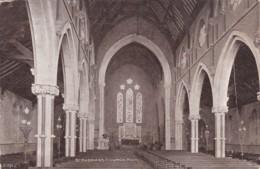 RHYL - ST THOMAS CHURCH INTERIOR - Denbighshire