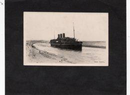 Carte Photo - SUEZ CANAL / Bateau Sur Le Canal De Suez - Photographs