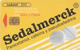MEXICO. Sedalmerck - Dolor Y Fiebre. 1ª Edicion 0116. MX-TEL-P-0836A. (199) - México
