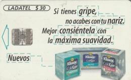 MEXICO. Kleenex Coldcare. MX-TEL-P-0103. (202) - México