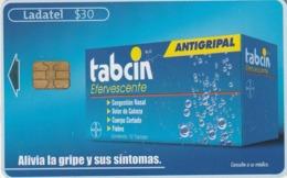 MEXICO. Tabcin Noche - Efervescente Antigripal. MX-TEL-P-0736B. (200) - México