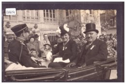 BULLE - BENEDICTION DU DRAPEAU DE L'HARMONIE LE 29 AVRIL 1945 - TB - FR Fribourg