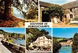 CPM - Souvenir De REMOUCHAMPS - Aywaille