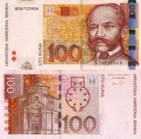 CROATIA 100 KUNA, 2012, P41br, UNCIRCULATED - Kroatië