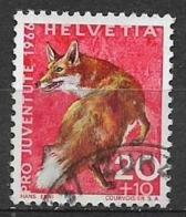 SVIZZERA 1966 PRO JUVENTUTE UNIF. 780 USATO VF - Usati