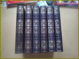 ANDRE CASTELOT NAPOLEON III Et Le Second Empire 6 Volumes 1975 TALLANDIER Belles Illustrations 1ere édition Mexique - Histoire
