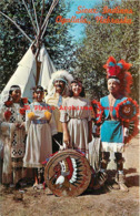 274685-Native American Sioux Indians, Chief Henry Whitecalf, Ogallala Nebraska,Dunlap-Henline By Dexter Press No 96608-B - Native Americans