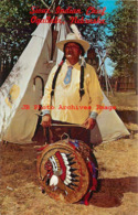 274687-Native American Sioux Indian, Chief Henry Whitecalf, Ogallala Nebraska, Dunlap-Henline By Dexter Press No 96607-B - Native Americans