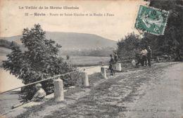 3710  9-0871   8 REVIN ROUTE DE SAINT NICOLAS A LA ROCHE A FAUX - Revin