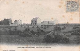 5278  9-0929   78 CONFLANS SAINTE HONORINE - Conflans Saint Honorine