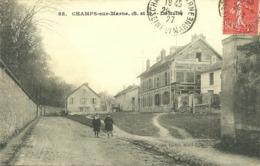 77  CHAMPS SUR MARNE - LA BUTTE (ref 6645) - Other Municipalities