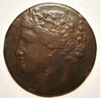 ESSAI DE LA VIROLE BRISEE DE THONNELIER 1843. RARE. BRONZE. 30 Mm. / 9,57 Gr. - Francia
