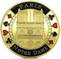 Medaille Touristique Paris Notre Dame - Touristiques