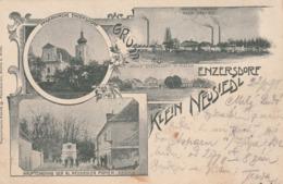 Klein-Neusiedl - 1898 , Enzersdorf An Der Fischa , Bruck An Der Leitha - Bruck An Der Leitha