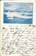 ! 1899 Alte Ansichtskarte Hilsen Fra Haukeli, Odda, Norwegen, Norway, Norvege, Norge, - Norvège