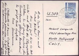 Finland - 1952 B - Olympic Games 1952 - Postcard (letter I) - Sommer 1952: Helsinki