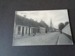 Belgique  België  ( 1204 )   Waerschoot   Waarschoot  :   Schoolstraat - Waarschoot