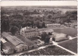 33. Gf. PAUILLAC. Château Grand-Puy-Lacoste. Vue Aérienne - Pauillac