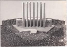 55. Gf. LES EPARGES. Maquette Du Monument 'A La Gloire Du Génie' - France