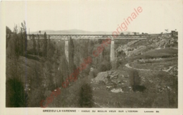69.  GREZIEU LA VARENNE . Viaduc Du Moulin Vieux Sur L'Yzeron . - France