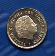 Netherlands 10 Cents (Dime). Km182. UNC. European Coin. - Pays-Bas