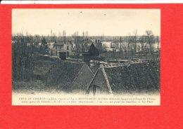 18 MONTLOUIS THUISSEAU Cpa Crue Du Cher 8 14 Février 1910             54 N D Photo - France