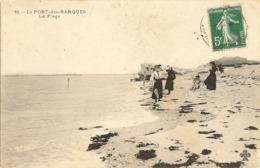 17 - PORT DES BARQUES   - La Plage 62 - France