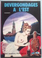 No PAYPAL !! : Hugdebert Devegondages A L'Est (Budapest),BD Pin Up Aventure Érotique Sex Éo TTBE/NEUF BEDE Adult X Album - Editions Originales (langue Française)