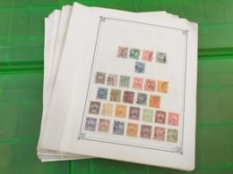 LOT N° 1071 HONGRIE Collection Ancien Et Semi Moderne Sur Pages D'albums Neufs * Ou Obl. - Briefmarken