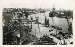 44 - NANTES - VUE GENERALE DU PORT - Nantes