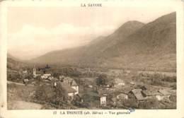 73 - LA TRINITE - VUE GENERALE - France
