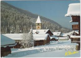 Klosters, 1250 M. ü. M. - Graubünden - (Suisse/Schweiz) - GR Grisons