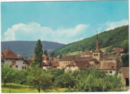 Romainmotier - Le Prieuré Et L'église- (Suisse/Schweiz) - VD Vaud