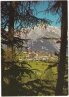 Nendaz Station - Alt. 1400 M - Vue Sur Les Alpes - (Suisse/Schweiz) - VS Valais