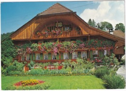 Emmentaler Bauernhaus / Ferme D'Emmental  1813 - (Suisse/Schweiz) - BE Berne