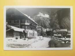 CARTOLINA POSTCARD GERMANIA DEUTSCHE 1948 HOTEL ALPENROSE BOLLO OCCUPAZIONE ALLEATA  OBLITERE' POSTKARTEN - Non Classificati