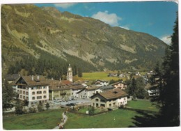 Plazza Da Vschinauncha Da Segl Maria -  (Suisse/Schweiz) - GR Grisons