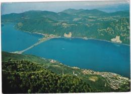 Vetta Shighignola 1320 M ü. M. - Panorama Tra I Migliori D'Europa -  (Suisse/Schweiz) - TI Ticino