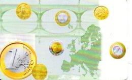 Pièce Monnaie Money Télécarte Puce Bank Banque  Téléphone  Phonecard  Telefonkarte (G 220) - Francobolli & Monete